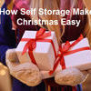 TEMPORARY STORAGE SPACE FOR CHRISTMAS
